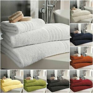100% Cotton Towel Luxury Hotel Collection 700gsm Bathroom Hand Bath Sheet Towels