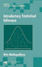 Introductory Statistical Inference (Statistics:  A Series of Textbooks and Monog