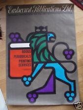 Polish Poster Art: LONDON SHOP EARLSCOURT   by HILSCHER