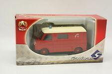 Solido Bomberos 1/50 - Citroen C35 Ambulancia