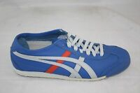 ASICS D4J2L-4410 MEXICO 66 STRONG BLUE/SOFT GREY MEN'S SHOE ONITSUKA TIGER