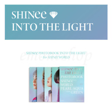 PRE-ORDER SHINee [ INTO THE LIGHT ] OFFICIAL PHOTO BOOK PACKAGE for SHINee WORLD
