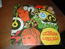 """CATERINA CASELLI """" L'OROLOGIO """"  UN DISCO PER L'ESTATE'68  ITALY'68"""