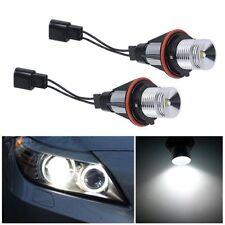 Hot 2x 5W LED Angel Eye Park Car LED Light Bulb For BMW E39 E53 E60 E61 E63 E64