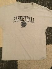 Vintage Champion Hoops Basketball NBA NCAA T Shirt L