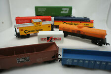 Trains Locomotives Cox HO Scale 8 Mixed Lot No Boxes