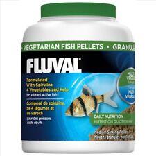 Fluval Vegetable Sinking Pellets 325ml 150g Fish Food