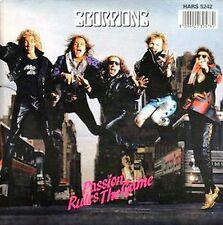 "LP-12"" 45 giri-Scorpions – Passion Rules The Game-UK 1988-N.MINT"