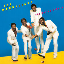 Manhattans - Too Hot To Stop It     new  cd    Remastered  PTG