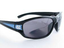 North Carolina Tar HEELS Black Blue Mens Sunglasses UNC Licensed S10jt