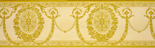 NORWALL SILKEN ELEGANCE, Golden Wallpaper Border 48741P
