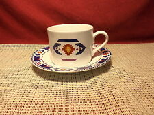 International China Blue Ridge Pattern Cup and Saucer Set