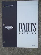 Scott - Atwater Outboard Motor Royal Scott Parts Catalog 536 Series  Boat   U