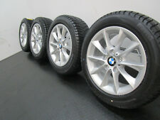 BMW 1er F20 F21 2er F22 F23 Winterräder 16 Zoll Styling 411 RDC Neu DOT18 S917/G