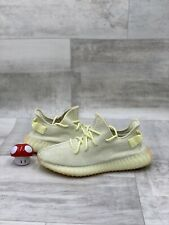 Adidas Yeezy Boost 350 V2 Men's 10.5 US Butter Yellow White
