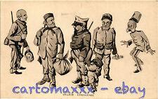 WW1 WWI Propaganda - Kaiser - Garibaldi - Umoristica Satirica - KV406