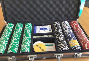 Redtooth  casino poker  Chips set