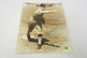 Bobby Doerr Boston Red Sox signed autographed 8x10 color photo CAS COA