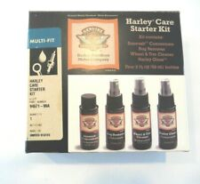 HARLEY DAVIDSON MOTOR Cleaning Accessories Care Starter Kit (n)