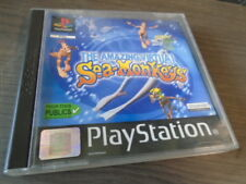 pour ps1  Sea Monkey complet