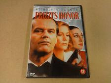 DVD / PRIZZI'S HONOR ( JACK NICHOLSON, KATHLEEN TURNER )