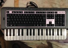 Creative Prodikeys USB PC Computer Keyboard Synthesizer Combo CF0040