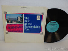 The Best of THE HARMONIZING FOUR LP Exodus EXS-72 Black Gospel VG+