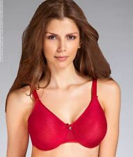 NWOT  red  Chantelle underwire  bra 38D 1891