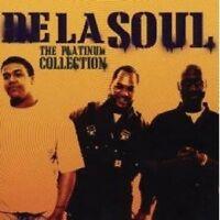 """DE LA SOUL """"THE PLATINUM COLLECTION"""" CD NEUWARE"""