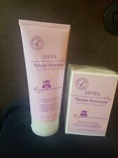 Jafra tender moments Lavender & Chamomile Set 2 Products Calming Baby .