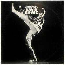 David Bowie - The Man Who Sold The World - LP Vinyl Record