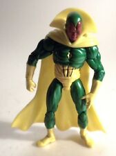 2009 Marvel Universe 3.75 Series 6 #006 Solid VISION Complete Action Figure HTF