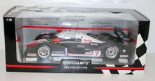 Modellini statici di auto da corsa in argento per Peugeot
