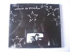 10CC - Welcome To Paradise. CD.