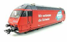 """Märklin 34619 E-Lok BR 460 035-9 SBB, """"Schweiz"""", Metall, Delta, OVP, TOP (DK058)"""