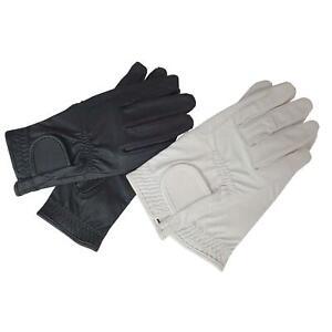 Serino Ladies Gloves GP Flexi Synthetic Leather Lighweight Durable Non Slip Grip