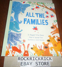 MY STORY TIME LIBRARY BOOK - ALL THE FAMILIES -BRAND NEW-