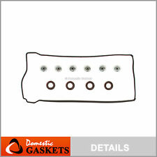 Valve Cover Gasket Set fit 03-06 Honda Accord Element 2.4L Dohc K24A4