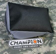 Champion Targets 40890 Wedge Rear Shooting Bag Non-Skid Tuff Hide Bottom NEW!!