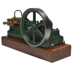 Stuart Turner S50 live steam model mill engine