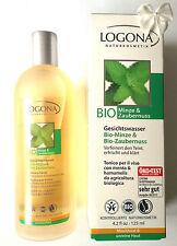 LOGONA Gesichtswasser mit Fluid- & Gesichtsreiningungsprodukte