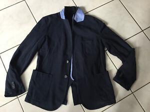 Veste blazer GANT taille 48 bleu marine bon état