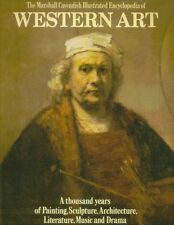 THE MARSHALL CAVENDISH ILLUSTRATED ENCYCLOPEDIA OF WESTERN ART,NONE SPECIFIED