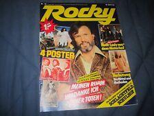 Rocky 13.4.1978 16/78 mit Donna Summer Bee Gees Riesenposter Heft komplett