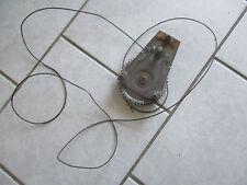 ELEVALUNAS Cable con rollo OPEL Rekord P1 IZQUIERDA 2 puertas