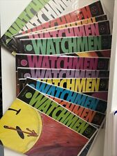 New ListingWatchmen 1-12 Complete 1986 Dc Series Alan Moor Dave Gibbons