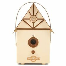 PetSafe Outdoor Dog Anti-Bark Control Birdhouse Automatic Ultrasonic Stimulation