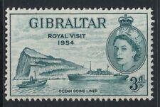 Gibraltar Royalty Stamps