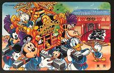 Japan Phonecard Disney Mickey mouse