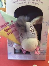"""Me To You Eeyore Good Friends Soft Toy. 6""""x4"""" Approx By Carte Blanche"""